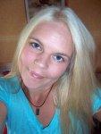 Strähnen blondierte Kurzhaarfrisur Strähnen